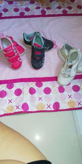 Zapatillas  marca nike, adidas