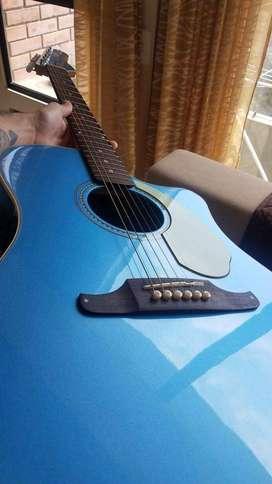Fender Electroacústica California Series Sonoran SCE Lake Placid Blue