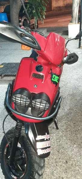 Moto bws en buen estado