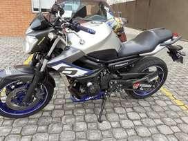 Yamaha XJ6, 2014