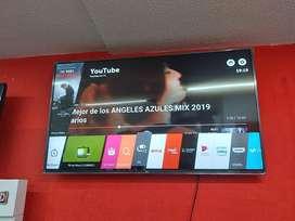Vendo Tv 55 Pulgadas Smart Tv Full Hd