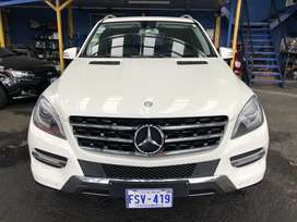 MERCEDES BENZ ML250 CDI