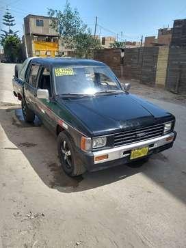 Camioneta Toyota Hilux 4x2 88 Dual