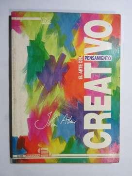 Libro el arte del pensamiento creativo excelente libro para desarrollar y estimular la creatividad en organizaciones