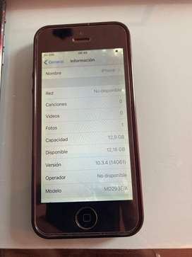 iPad mini 2da generación y Iphone 5