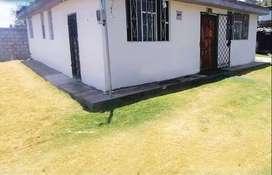Casa + terreno de oportunidad-negociable