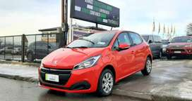 Peugeot 208 Active 1,6, color rojo mod 2020