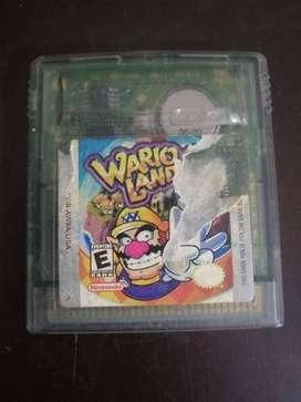 warioland 3 gameboy color nintendo