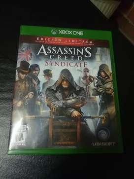 Assassin's Creed Syndicate físico perfecto estado