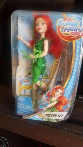 muñeca poison ivy dc super hero girls