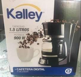 Cafetera digital 12 tazas