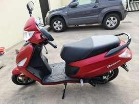 Venta Moto HERO DASH CASI NUEVA