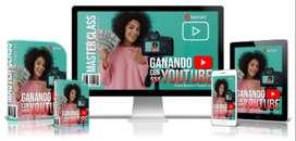 Curso :Ganando dinero con Youtube