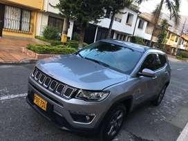 Jeep compass 2019 km 14.000