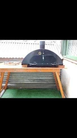 Horno a Leña Pizzaiolo Napoletano(gas)