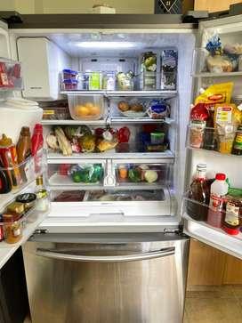 Refrigeradora Samsung Inverter