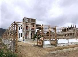 Venta Casa Ambientalmente Amigable en Puerto Cayo