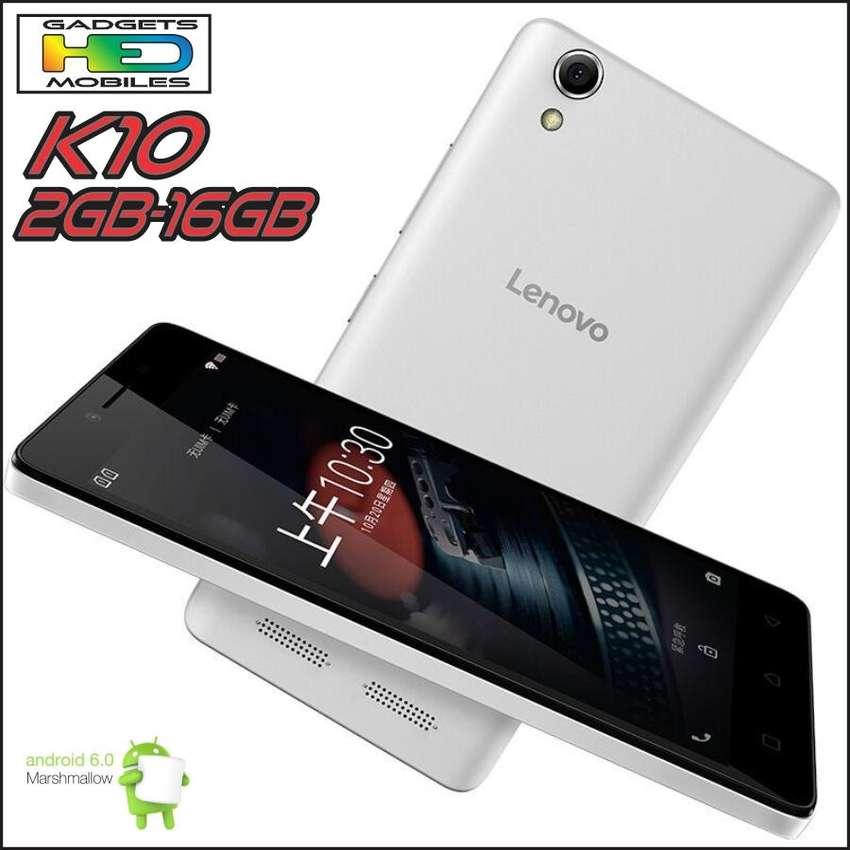k10 Lenovo excelente relación entre calidad y precio Hed Gadgets una division de Hed Electronics