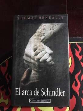 Libro: El arca de Schindler (tapa dura)