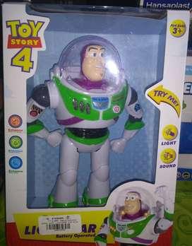Buzz lightyears toy story 4