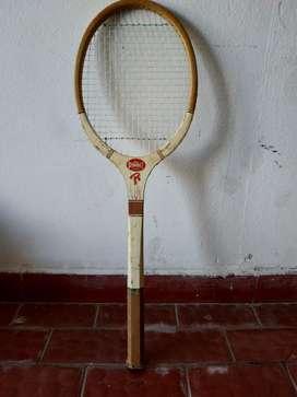 Raqueta Vintage Marca Reno