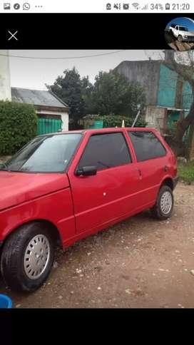 Fiat uno modelo 1997