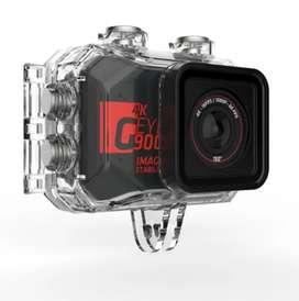 Camara DEPORTIVA G EYE 900 Grabación en 4K