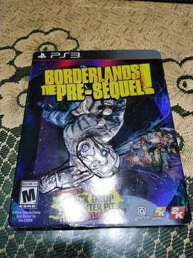 Borderlands the pre-squel!