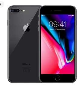 Vendo celular iphone 8 plus