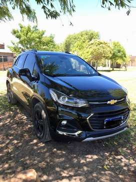 2017- 90.500 km Chevrolet Tracker LTZ  2017 4x2