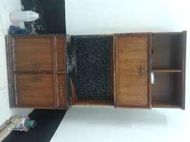 Mueble antiguo Marca Suiza