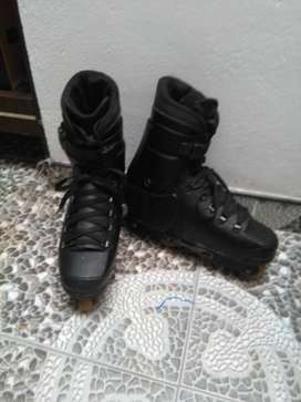 Hermosos patines