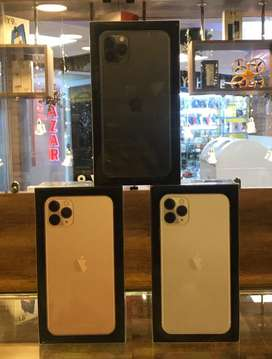 IPhone 11 Pro Max de 64 Gb y 256 Gb Colro gold, midnight green y Silver