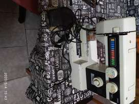 Maquina de coser Admiral
