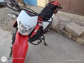 Vendo moto Honda XR 190L