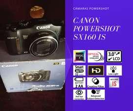 Canon PowerShot SX160 IS 10/10