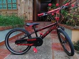 Bicicleta GW aro 20