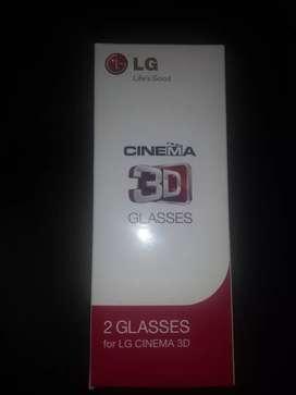Gafas 3D LG