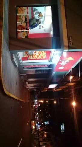 Personal comida rápida