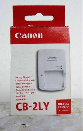 Cargador original Canon ref CB 2LY