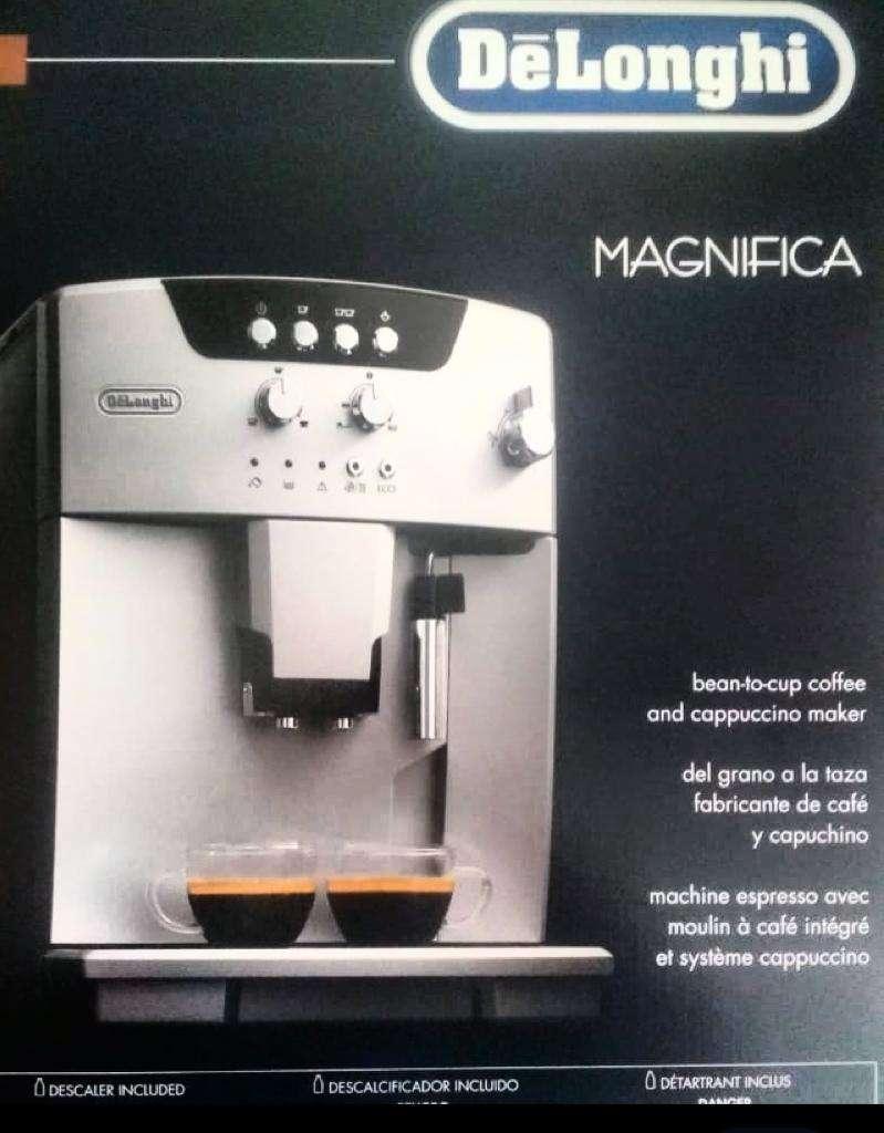 Maquina de Cafe Automatica 0