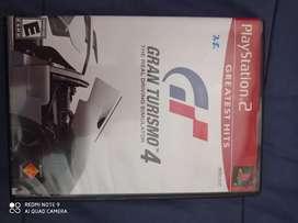 Gran turismo 4 PS2 original.