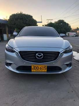 Vendo mazda 6 GRAND TOURING AT modelo 2017