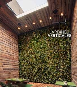 Venta Inmediata e Instalación - Jardines Verticales - Aspecto Natural