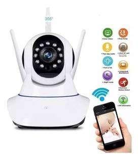 Camara de seguridad Wifi smart net HC-Q8W