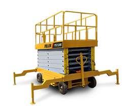 plataforma de tijera de 12mts altura 500kg