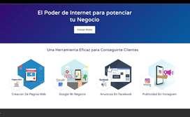 Paginas Web Cúcuta + Anuncio en Google
