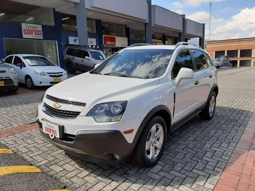 Chevrolet Captiva Sport 2.4 2017 0