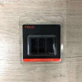 cargador múltiple DJI para baterías drone Tello. Producto nuevo.