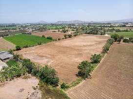 Venta de lotes de terreno ideal para tu casa de campo